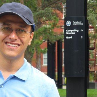 Hacking Health - Edmonton - Ali Sajedi Badashian