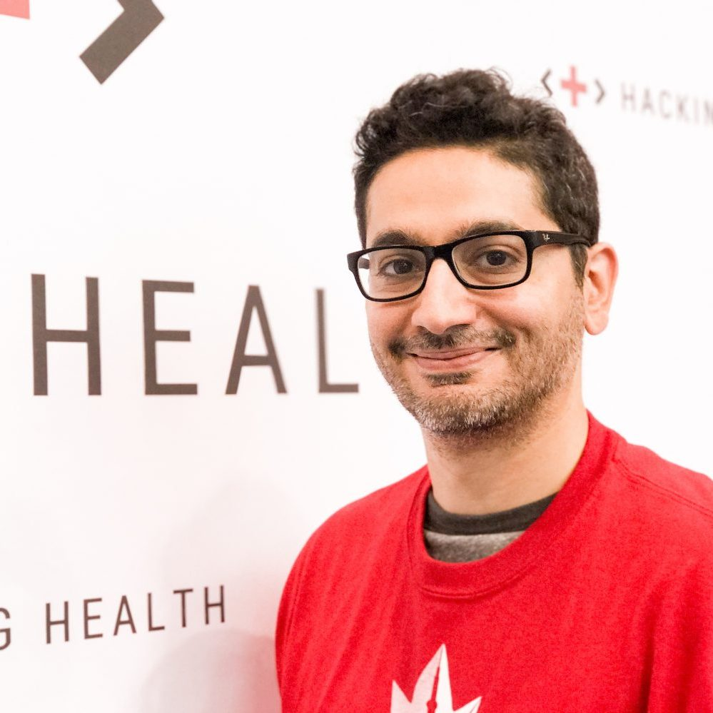 Hacking Health Toronto - Hadi Salah