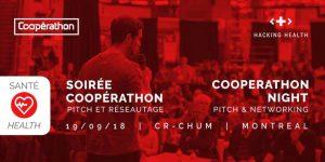 Soirée coopérathon - Pitch et réseautage