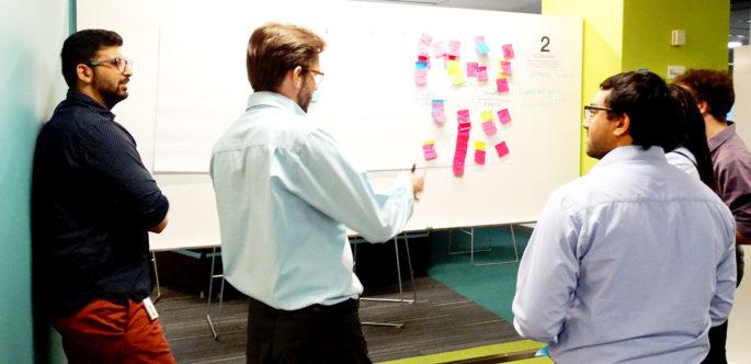 HH Ottawa – Atelier de design thinking pour les soins de santé