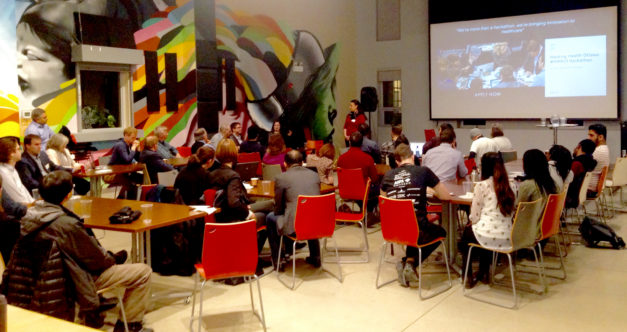 HHOttawa: café portant sur les succès des startups en soins de santé