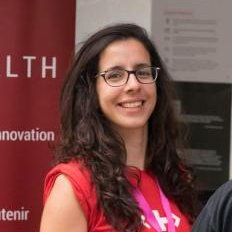 Hacking Health - Montreal - Soukaina Paquin