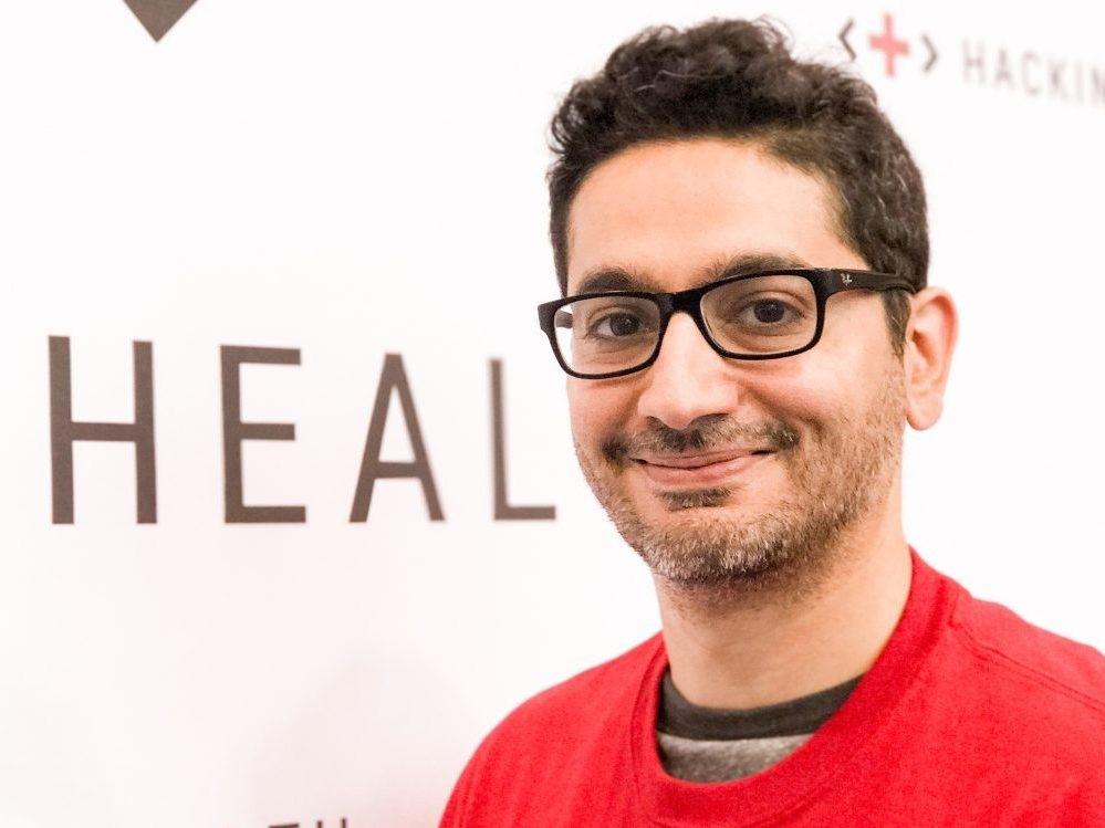 Hacking Health Toronto - Hadi Salah