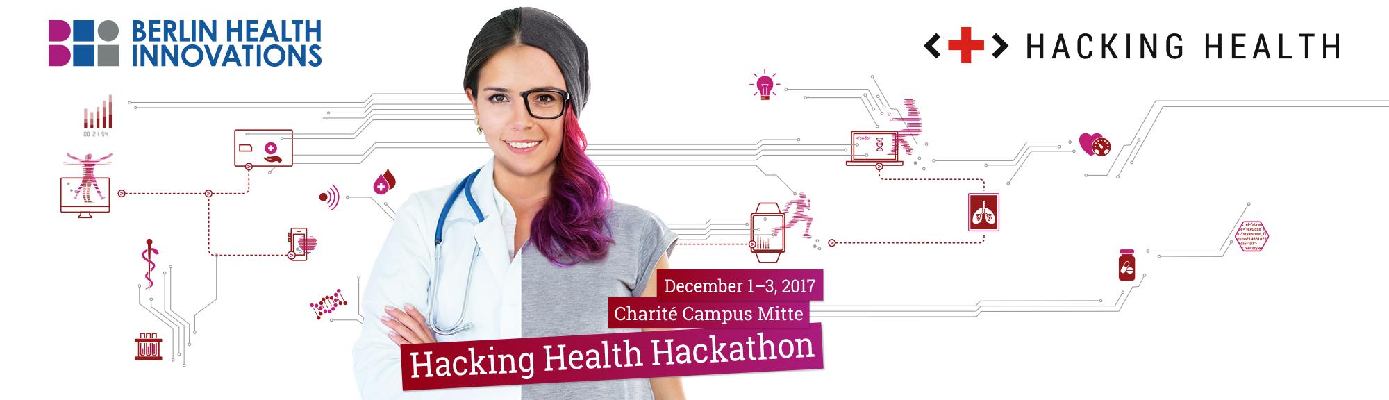 Hacking Health Hackathon Powered By Berlin Health Innovations Bhi Hacking Health