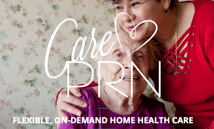 CarePRN: matching home care needs and givers