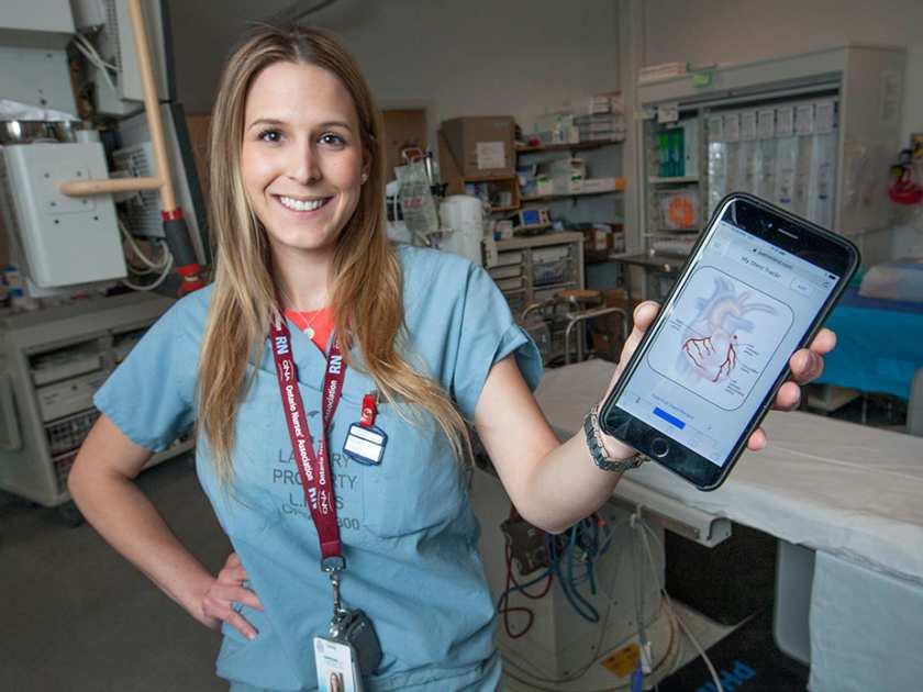 Windsor nurse's health-care app idea a winner