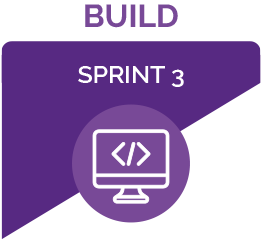 Build - Sprint 3