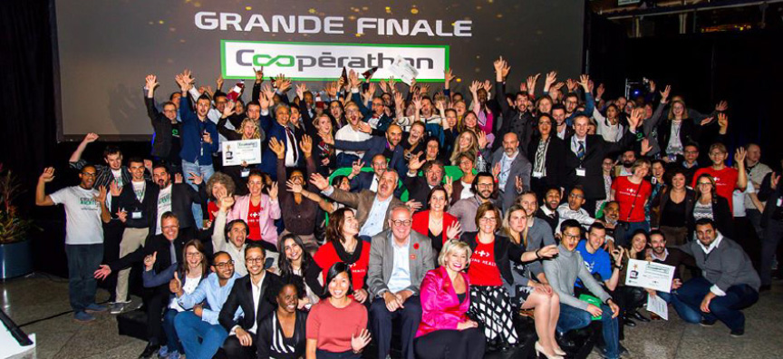 Grande Finale Coopérathon 2017
