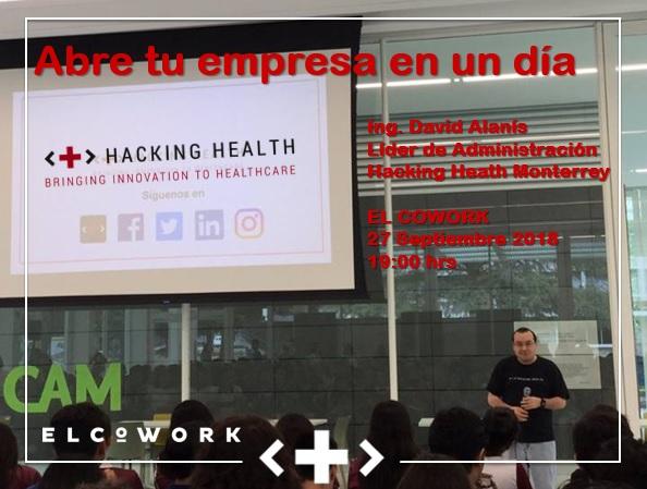 Monterrey México Hacking Health