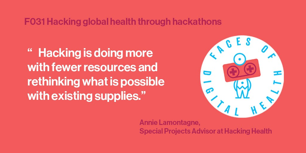 Hacking Health, Innovation Beyond Hackathons