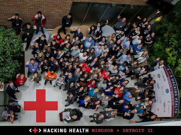Hacking Health Foundation, grass-roots movement of volunteers
