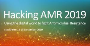 Hacking AMR 2019, JPIAMR, Stockholm