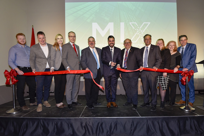 Medical Innovation Xchange, MIX, Kitchener-Waterloo